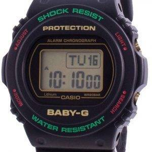 Reloj Casio Baby-G BGD-570TH-1 resistente a los golpes 200M para mujer