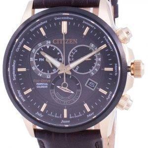 Reloj Citizen Eco-Drive BL8156-12E Calendario perpetuo para hombre