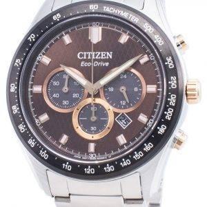 Citizen Eco-Drive CA4456-83X takymetrinen miesten kello