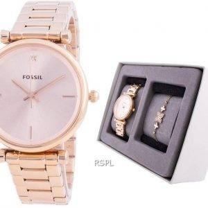 Fossil Carlie Mini ES4685SET Reloj de cuarzo para mujer