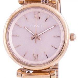 Reloj de cuarzo para mujer Fossil Carlie Mini ES4697