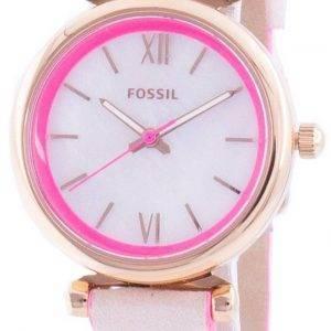 Reloj de cuarzo para mujer Fossil Carlie Mini ES4833