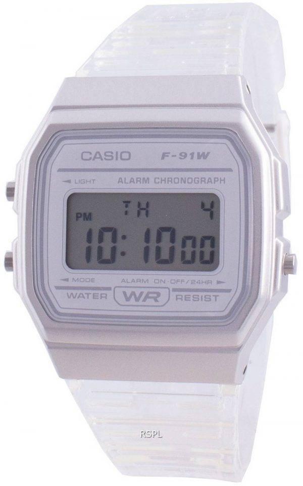 Casio Youth F-91WS-7 kvartsi-naisten kello