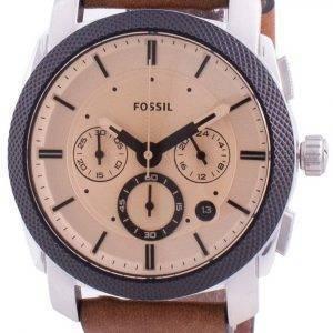 Fossil Machine FS5620 Reloj cronógrafo de cuarzo para hombre