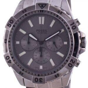 Reloj Fossil Garrett FS5621 Cronógrafo de cuarzo para hombre