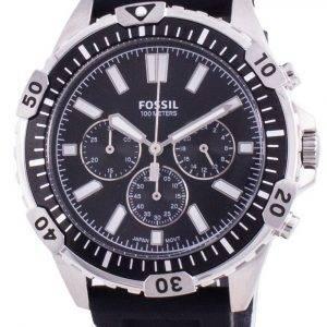 Fossil Garrett FS5624 Reloj cronógrafo de cuarzo para hombre