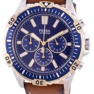 Reloj Fossil Garrett FS5625 Cronógrafo de cuarzo para hombre