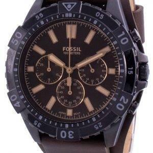Fossil Garrett FS5626 Reloj cronógrafo de cuarzo para hombre