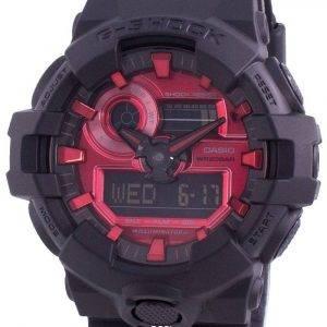 Casio G Shock GA-700AR-1A Reloj de cuarzo resistente a los golpes 200M Hombre