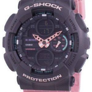 Casio G-Shock GMA-S140-4A Reloj de cuarzo resistente a los golpes 200M para hombre