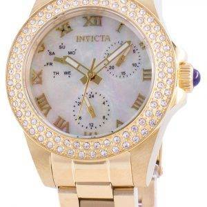 Invicta Angel 28481 Quartz Diamond Aksentti Naistenkello