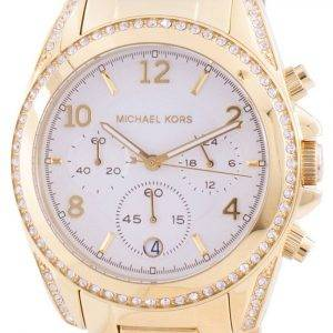 Michael Kors Blair MK6762 Quartz Diamond Aksentti Naistenkello