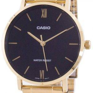 Reloj de cuarzo para hombre Casio MTP-VT01G-1B