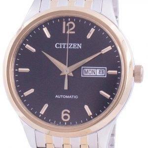 Citizen NH7504-52E automaattinen japanilainen miesten kello