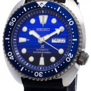 Seiko automaattisen sukeltajan SRPC91 SRPC91K1 SRPC91K erikoispainos 200M miesten kello