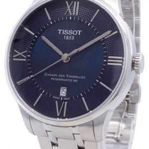Tissot Chemin Des Tourelles T099.407.11.048.00 T0994071104800 miesten automaattinen kello