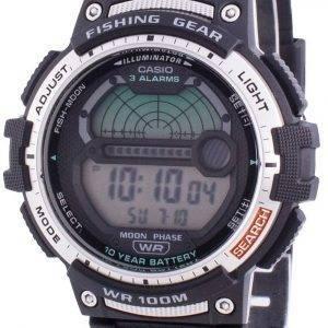 Reloj para hombre Casio Youth WS-1200H-1AV Quartz Moon Phase