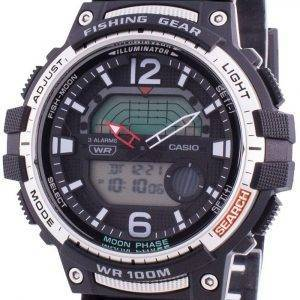 Reloj Casio Youth WSC-1250H-1AV Quartz Moon Phase para hombre