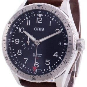 Oris Big Crown Pro -pilotti 01 748 7756 4064-07 5 22 07LC 01-748-7756-4064-07-5-22-07LC automaattinen miesten kello