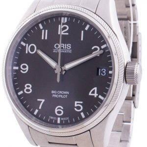 Oris Big Crown Pro -pilotti 01 751 7697 4063-07 8 20 19 01-751-7697-4063-07-8-20-19 automaattinen miesten kello