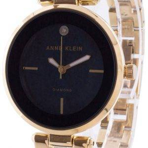 Anne Klein 2512NVGB Quartz Diamond Accents naistenkello