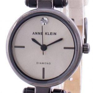 Anne Klein aito timantti 3513GYCR kvartsi naistenkello