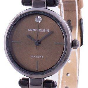 Anne Klein Aito Diamond 3513GYMO Quartz Naistenkello