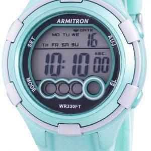 Armitron Sport 457053LTG Quartz Dual Time naistenkello
