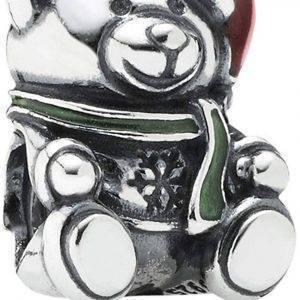 PANDORA 791391ENMX Christmas Bear naisten viehätys
