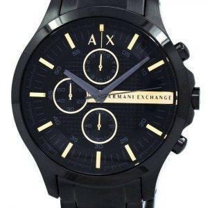 Armani Exchange laiton PVD Chronograph Quartz AX2164 Miesten Watch