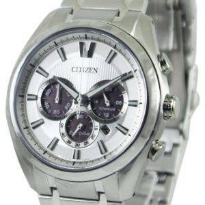 Citizen Eco-Drive Titanium Chronograph CA4010-58A miesten kello