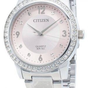 Citizen Quartz EL3090-81X timanttikoristeet naisten kello