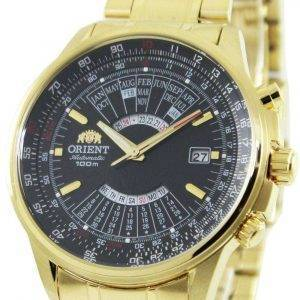 Orient Automaattinen 100M WR -kalenterikalenteri FEU07001BX miesten kello