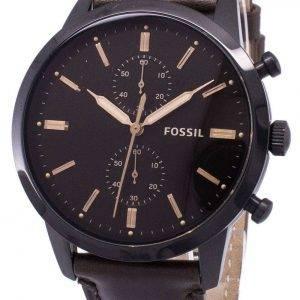 Fossiilisten Townsman Chronograph Quartz FS5437 Miesten Watch