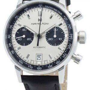 Hamilton Intra-Matic H38416711 Tachymeter Automaattinen miesten kello