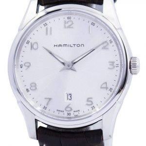 Hamilton Jazzmaster Thinline Quartz H38511553 miesten kello