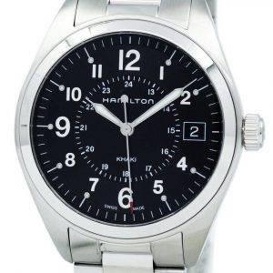 Hamilton Khaki kentän Quartz H68551933 Miesten Watch