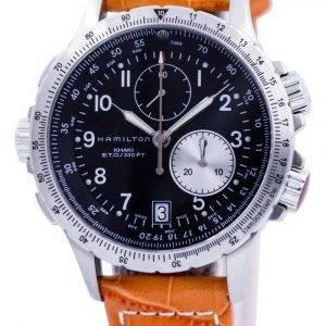 Hamilton Khaki ETO Chronograph H77612933 miesten kello