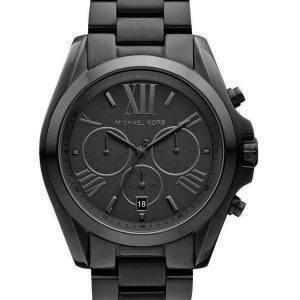 Michael Kors Bradshaw Chronograph Musta, ionipäällysteinen MK5550 Unisex -kello