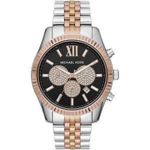 Michael Kors Lexington MK8714 timanttikoristeet kvartsi miesten kello