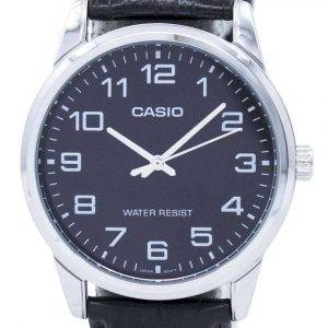 Casio analoginen kvartsi MTP-V001L-1BUDF MTPV001L 1BUDF Miesten Watch