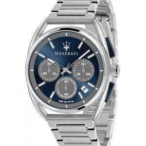 Maserati Trimarano Chronograph Quartz R8873632004 Miesten Watch