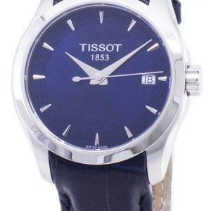 Tissot T-Classic Couturier Lady T 035.210.16.041.00 T0352101604100 kvartsi naisten Watch