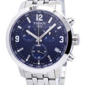 Tissot PRC 200 Quartz Chronograph T055.417.11.047.00 T0554171104700 miesten kello