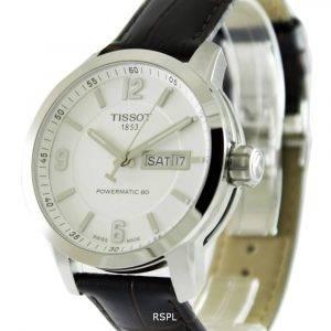 Tissot T-Sport PRC 200 Automaattinen Valkoinen Valintavalitsin T055.430.16.017.00 T0554301601700 miesten kello