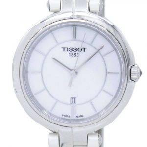 Tissot T-Lady Flamingo Quartz T094.210.16.011.00 T0942101601100 naisten Watch