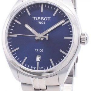 Tissot T-Classic PR100 T101.410.11.041.00 T1014101104100 Quartz miesten kello