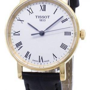 Tissot T-Classic Everytime pieni T 109.210.36.033.00 T1092103603300 kvartsi naisten Watch