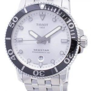 Tissot T-Sport Seastar T 120.407.11.031.00 T1204071103100 Powermatic 80 300M Miesten Watch