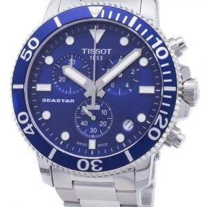 Tissot T-Sport Seastar 1000 T120.417.11.041.00 T1204171104100 Chronograph 300M Miesten kello